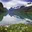 Belas paisagens da Europa do Norte